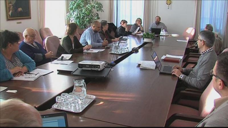 Közjóléti bizottsági ülés