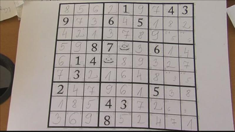 Sudoku bajnokság