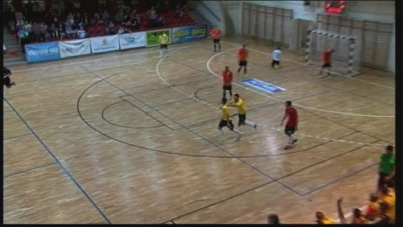 Futsalosok döntetlenje