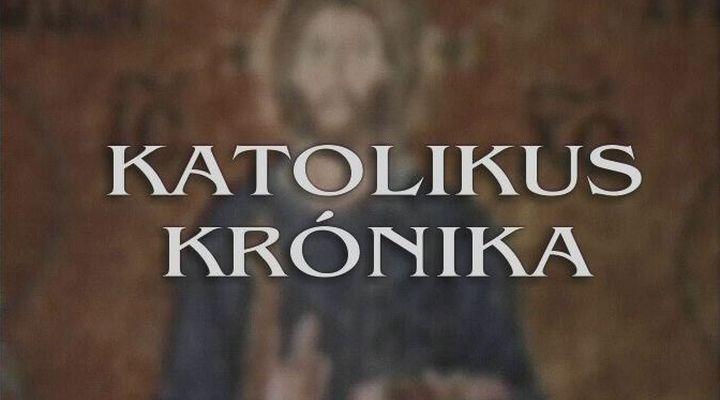 A Katolikus Krónika 2016. áprilisi adása