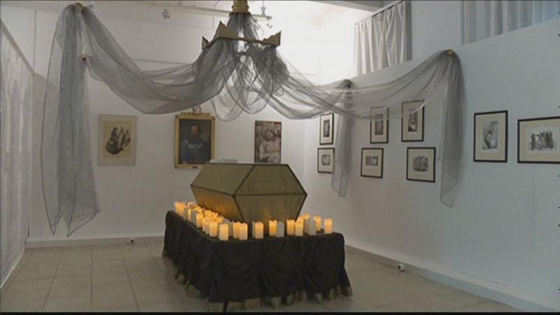 Széchényi Pál kiállítás