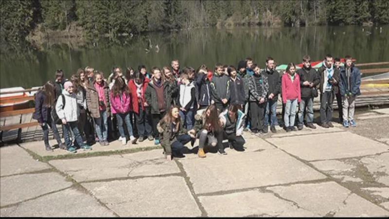 Boteves diákok Erdélyben