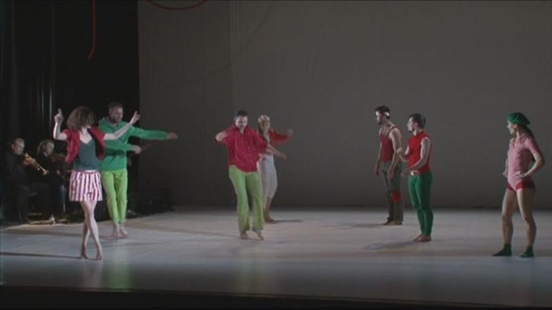 Díjeső a táncosoknak