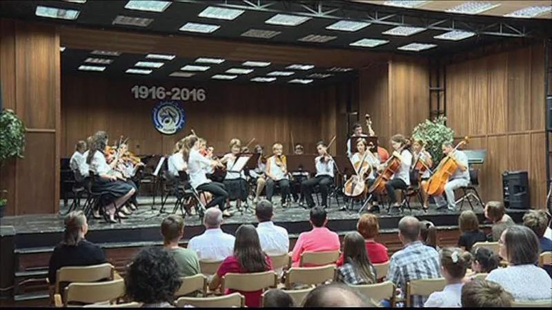 100 éves a zeneiskola