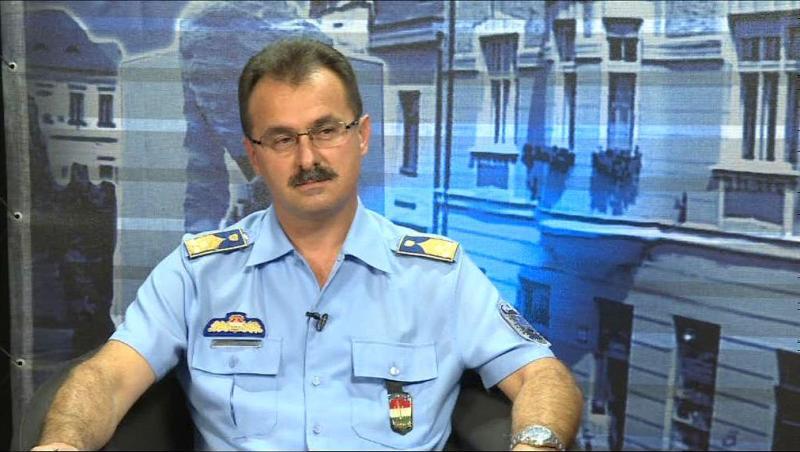 Anda György az új megyei rendőrfőkapitány