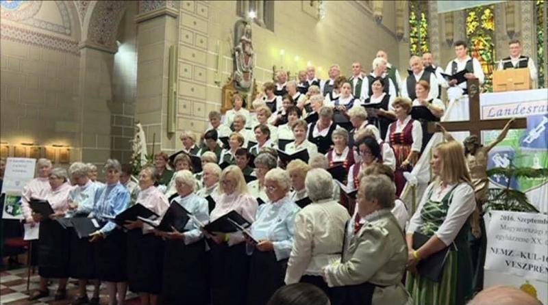 A német egyházzene ünnepe
