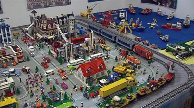 Lego kiállítás Zircen