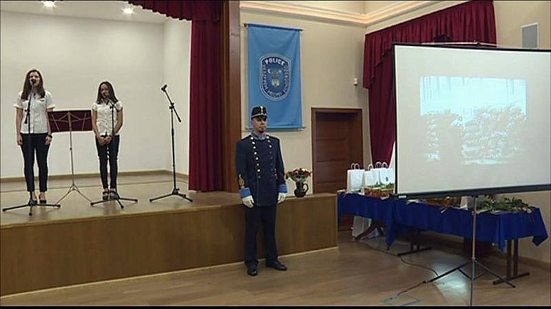 Rendőrségi ünnepi állománygyűlés