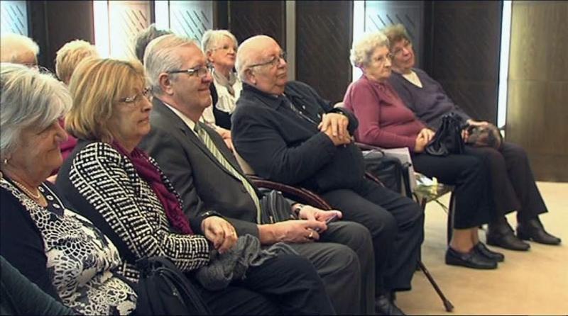 Jubiláló nyugdíjasklub