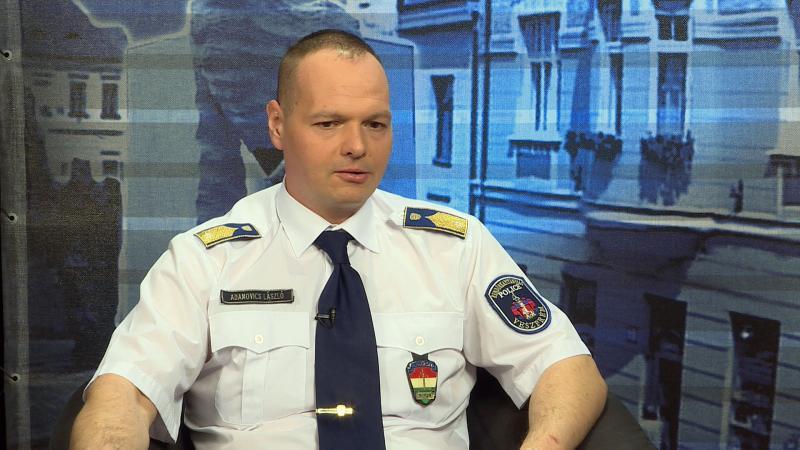 Új rendőrségi fejlesztés