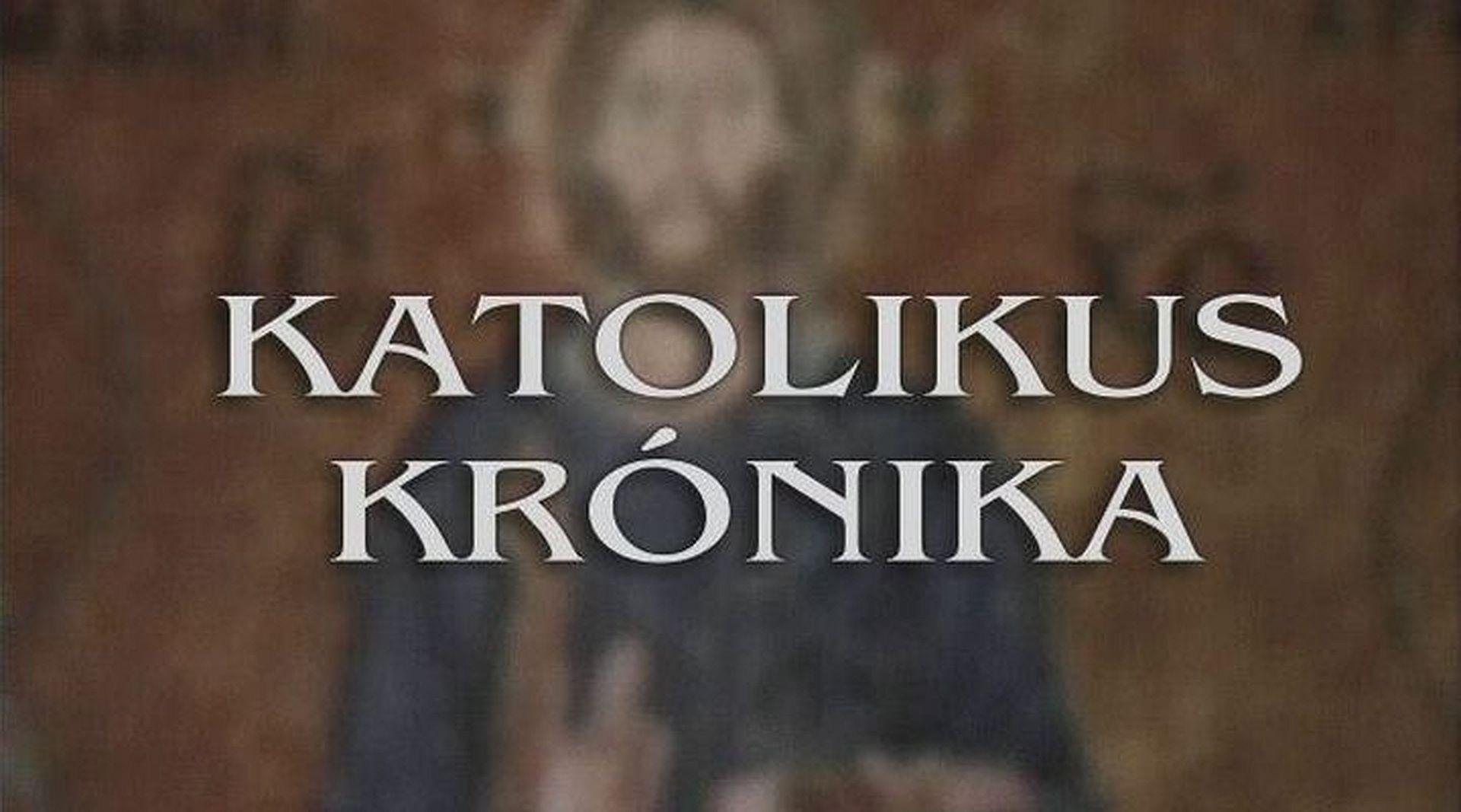 A Katolikus Krónika 2020. novemberi adása
