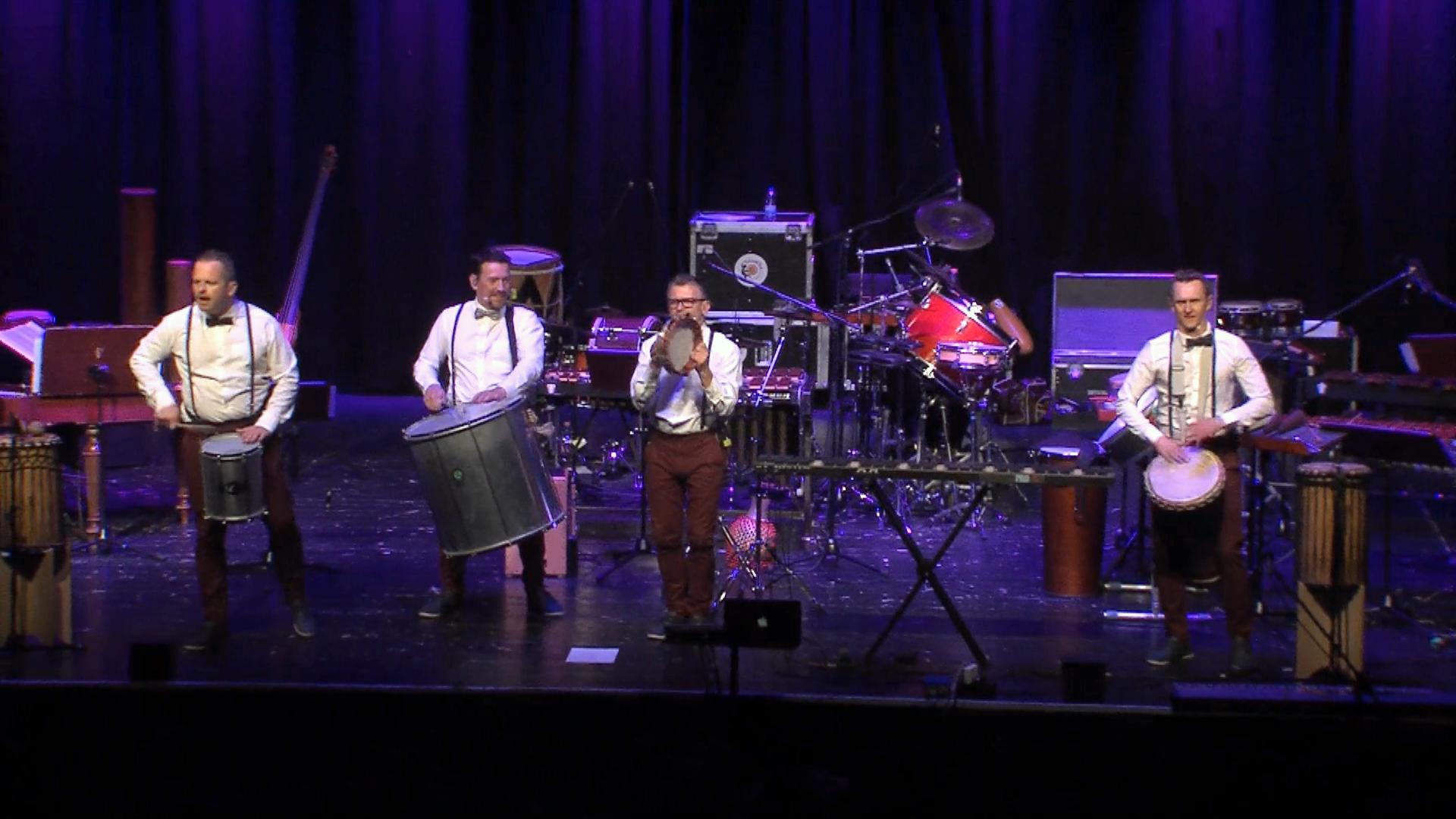 A Talamba együttes veszprémi koncertje