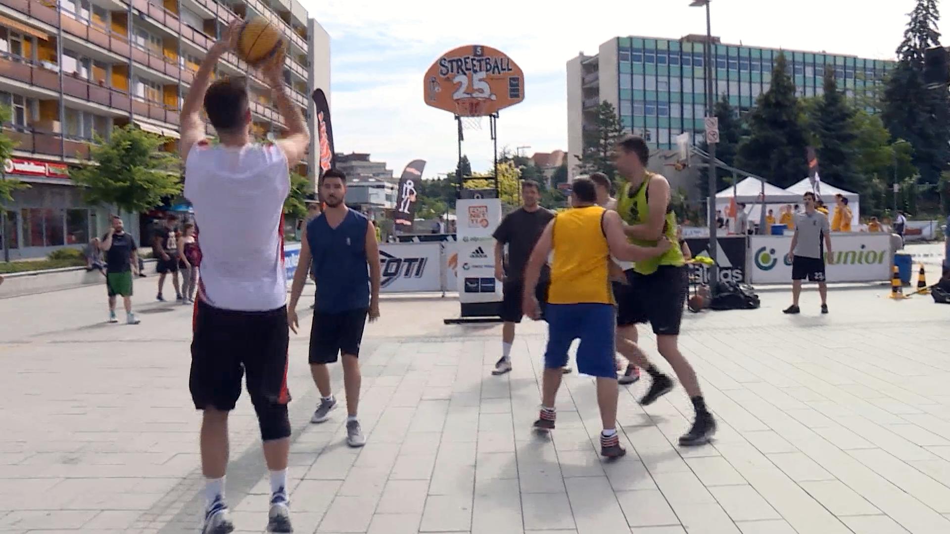 Kosarasok a belvárosban
