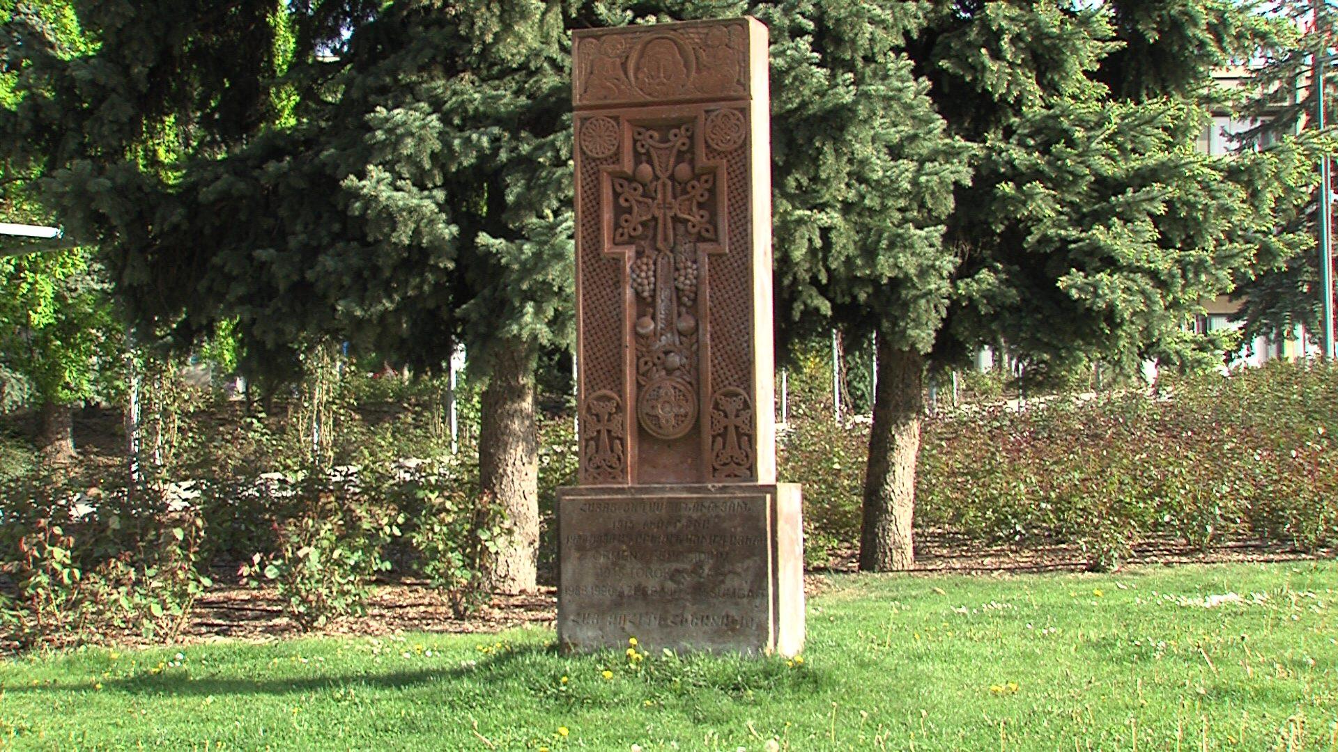 Koszorúztak az örmények