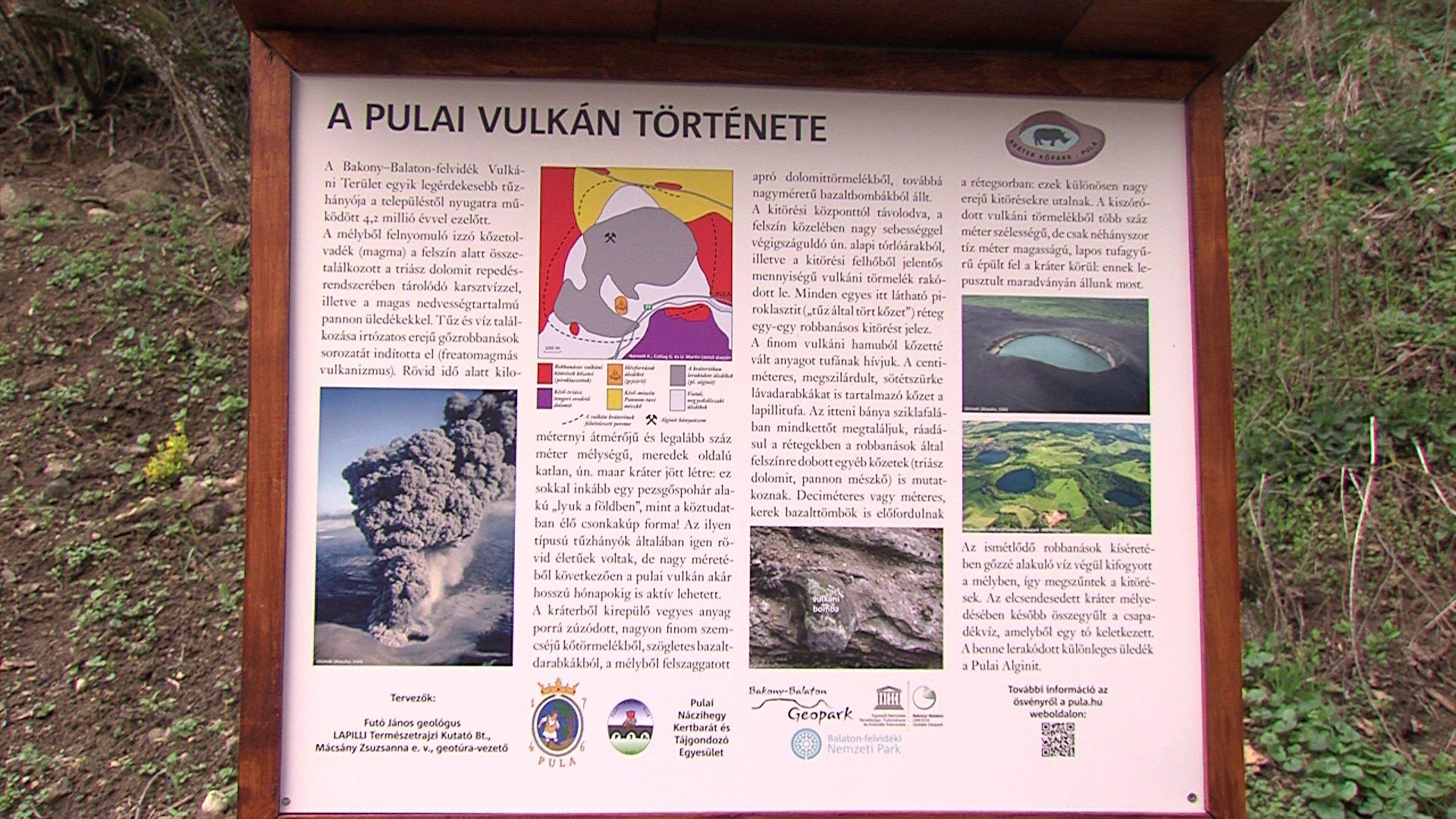 Kráter Kőpark