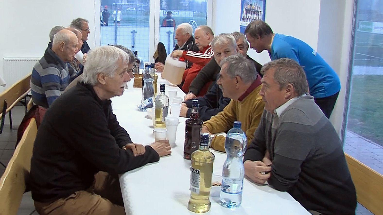 Találkoztak a BVTC öregfiúk futballistái