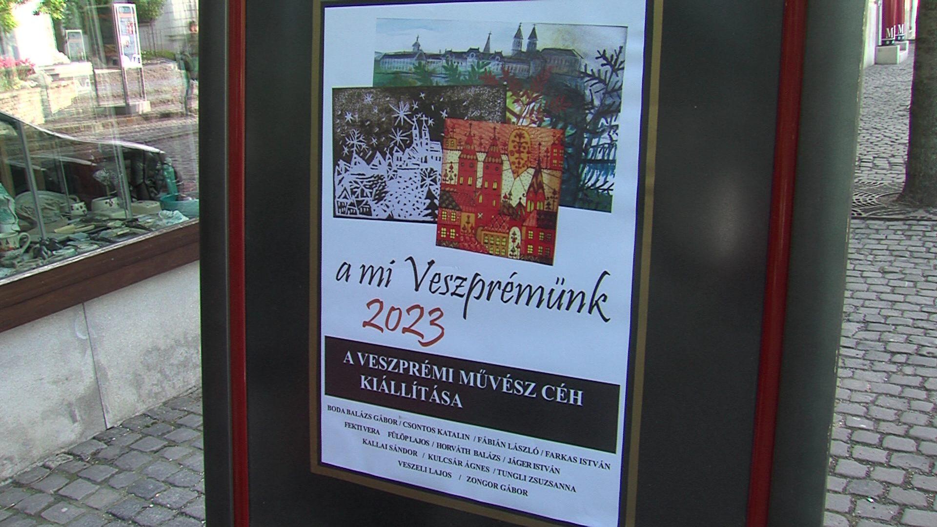 A mi Veszprémünk - 2023