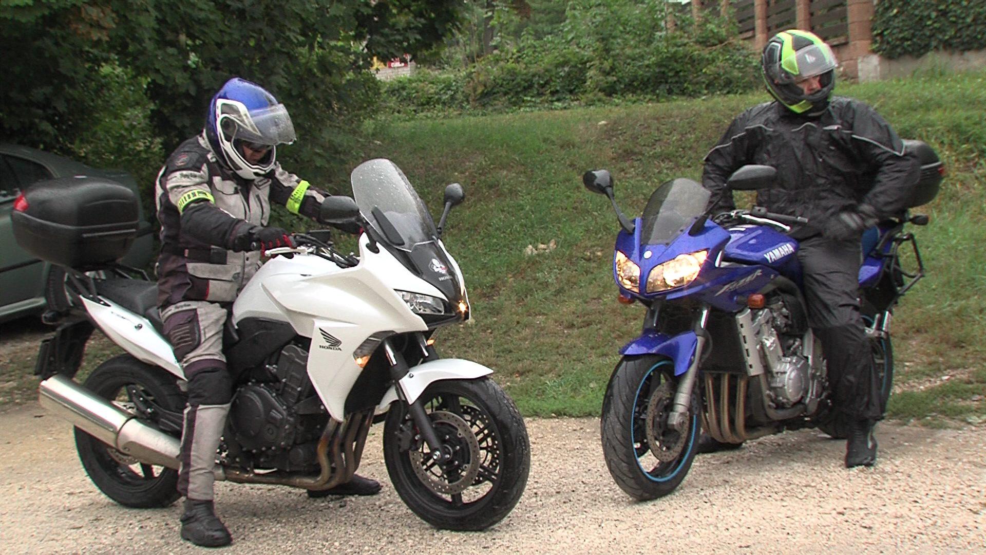 Jótékonysági motorozás
