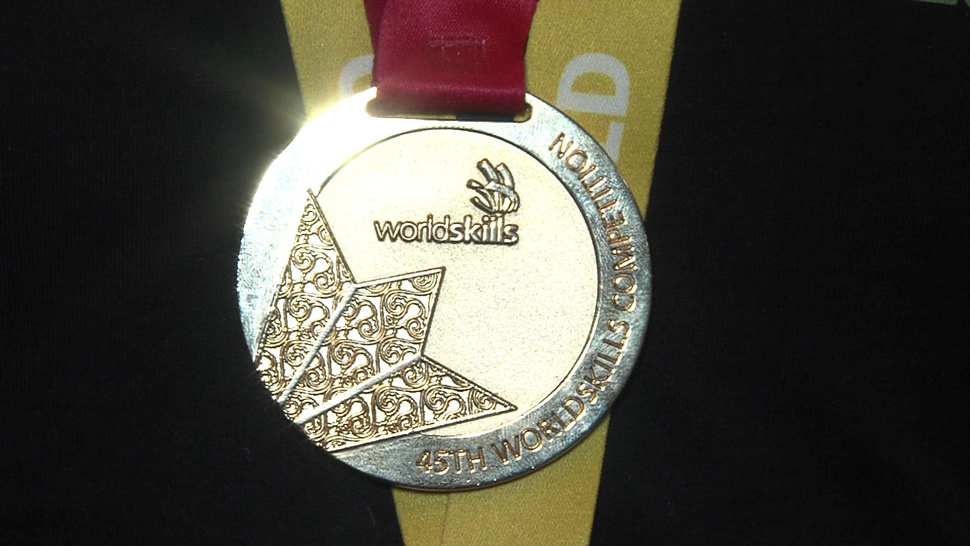 Szakmák olimpiája