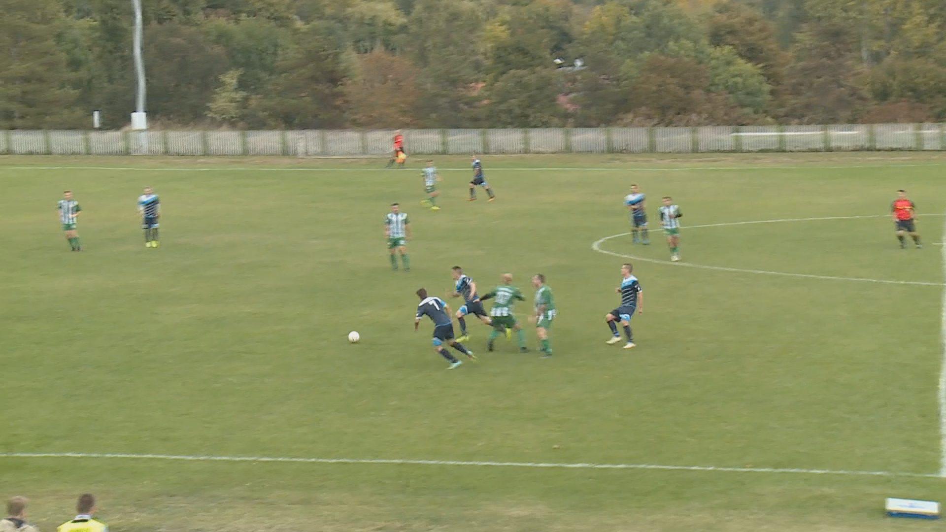 Negyedik rátóti futball vereség
