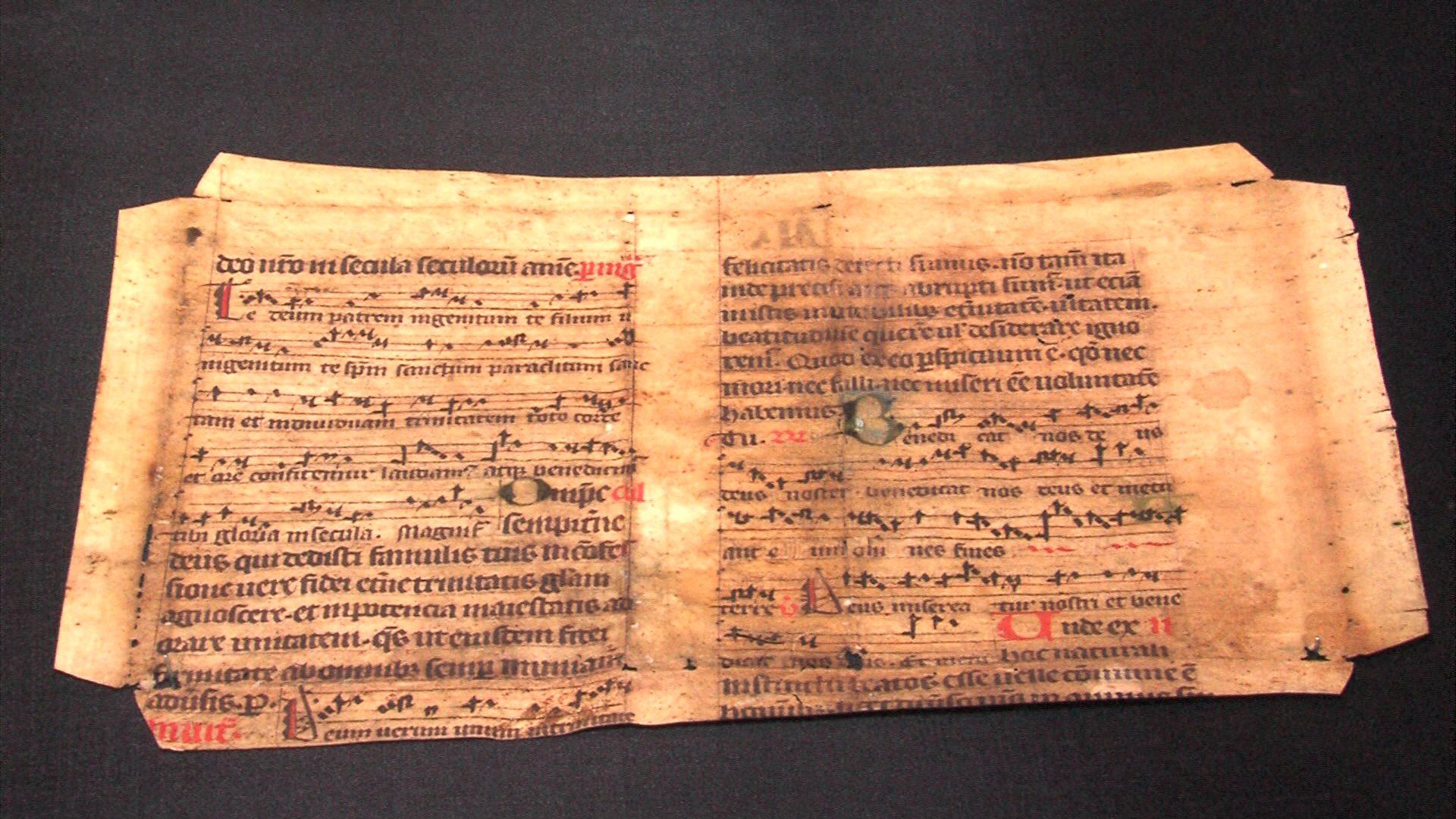 A középkor szentsége