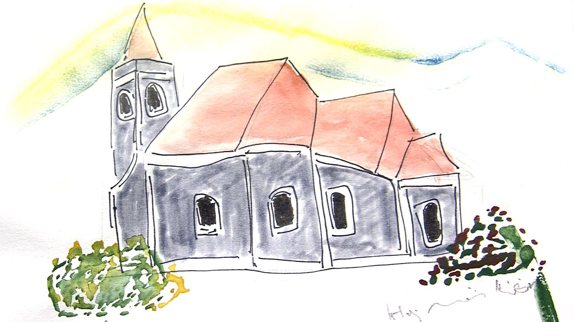 Templomok a főegyházmegyében