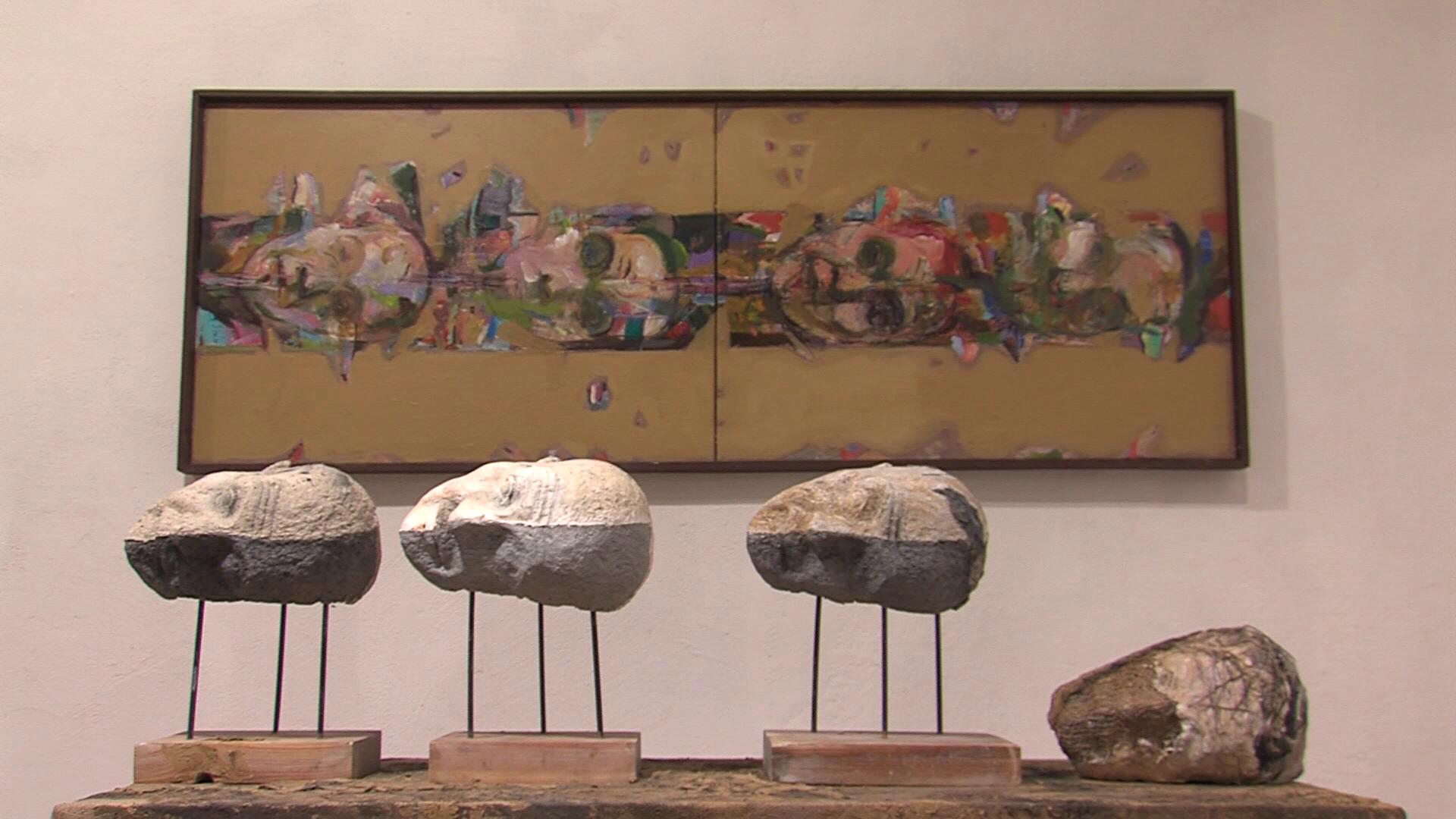 Veszprémben a polányi művésztelep