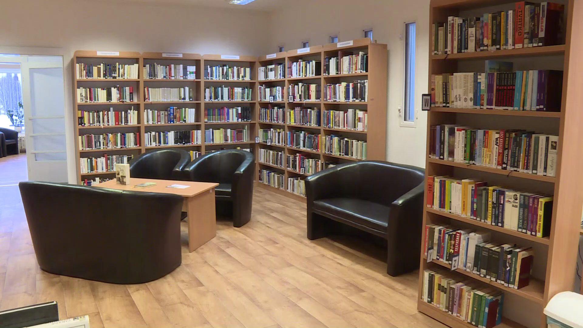 Továbbra is zárva tart a megyei könyvtár
