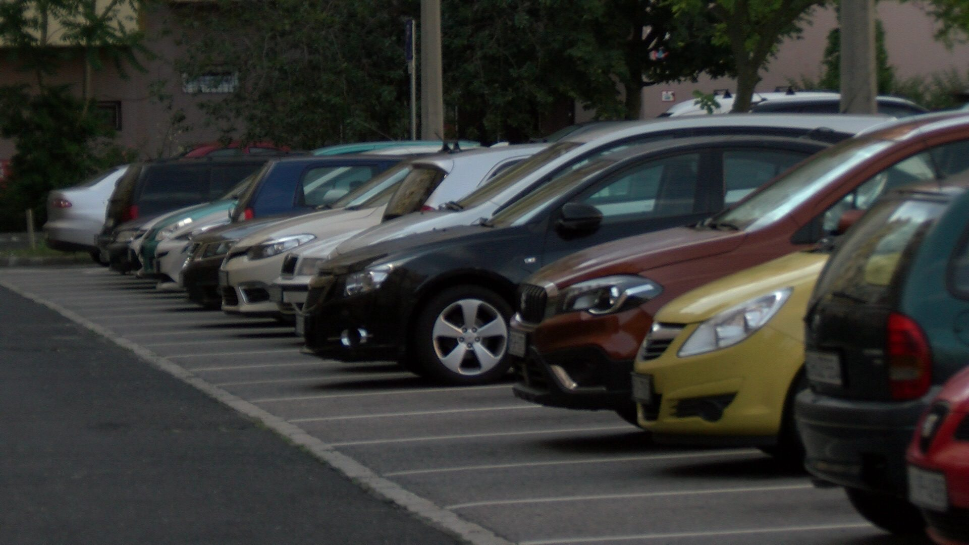 Parkolási gondok
