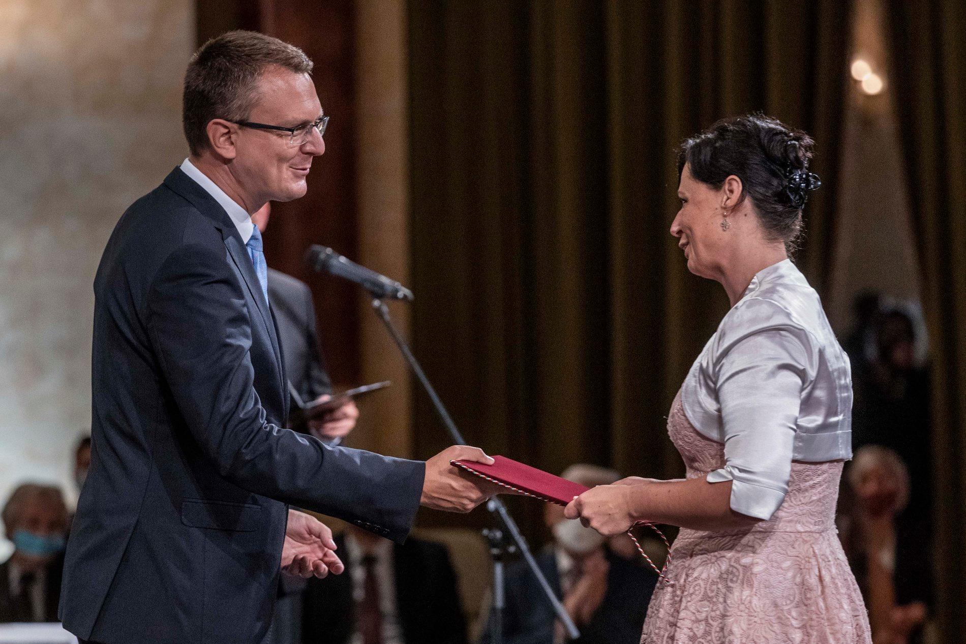 Bessenyei György - díj