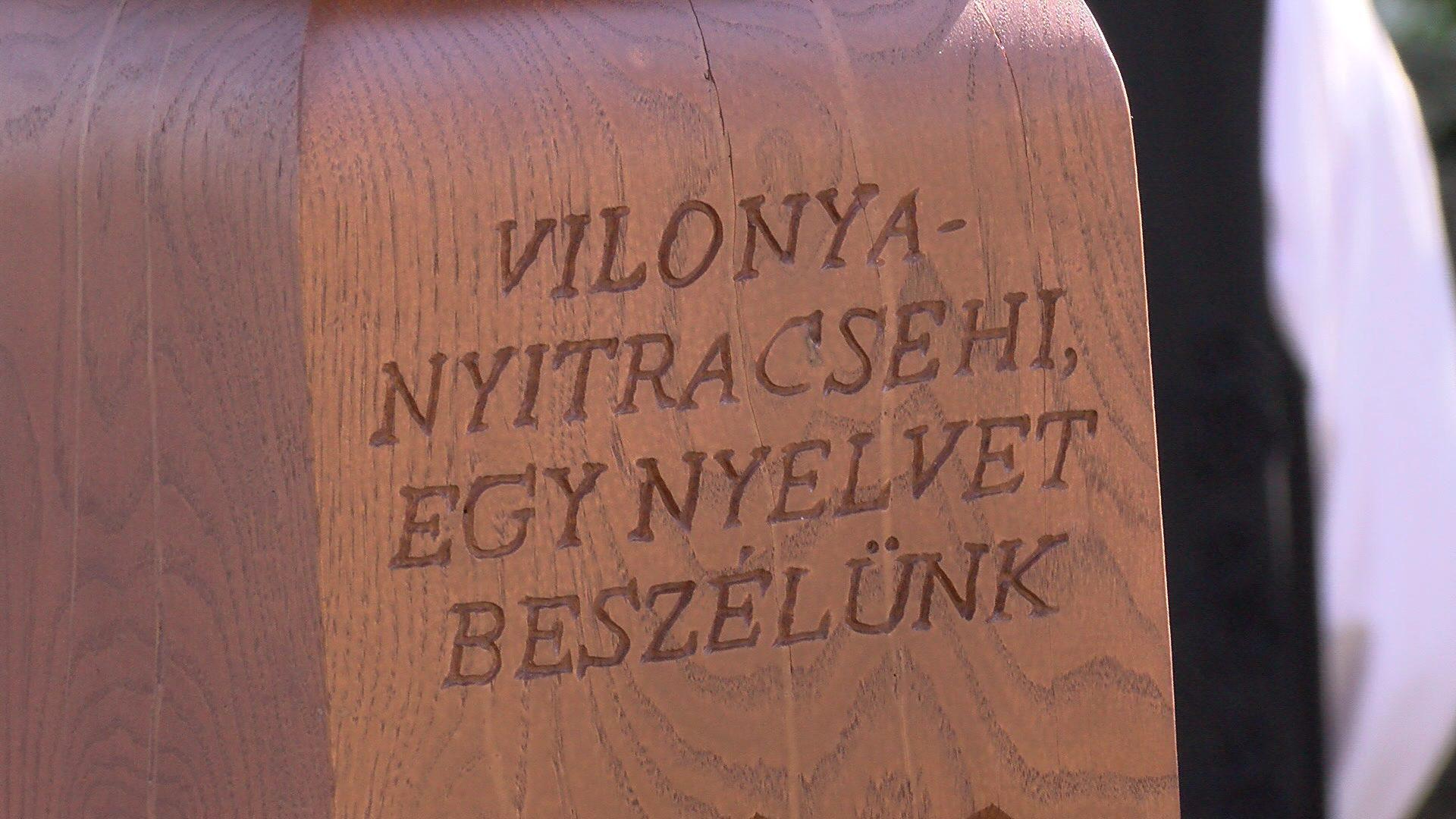 """Testvérünk minden magyar"""