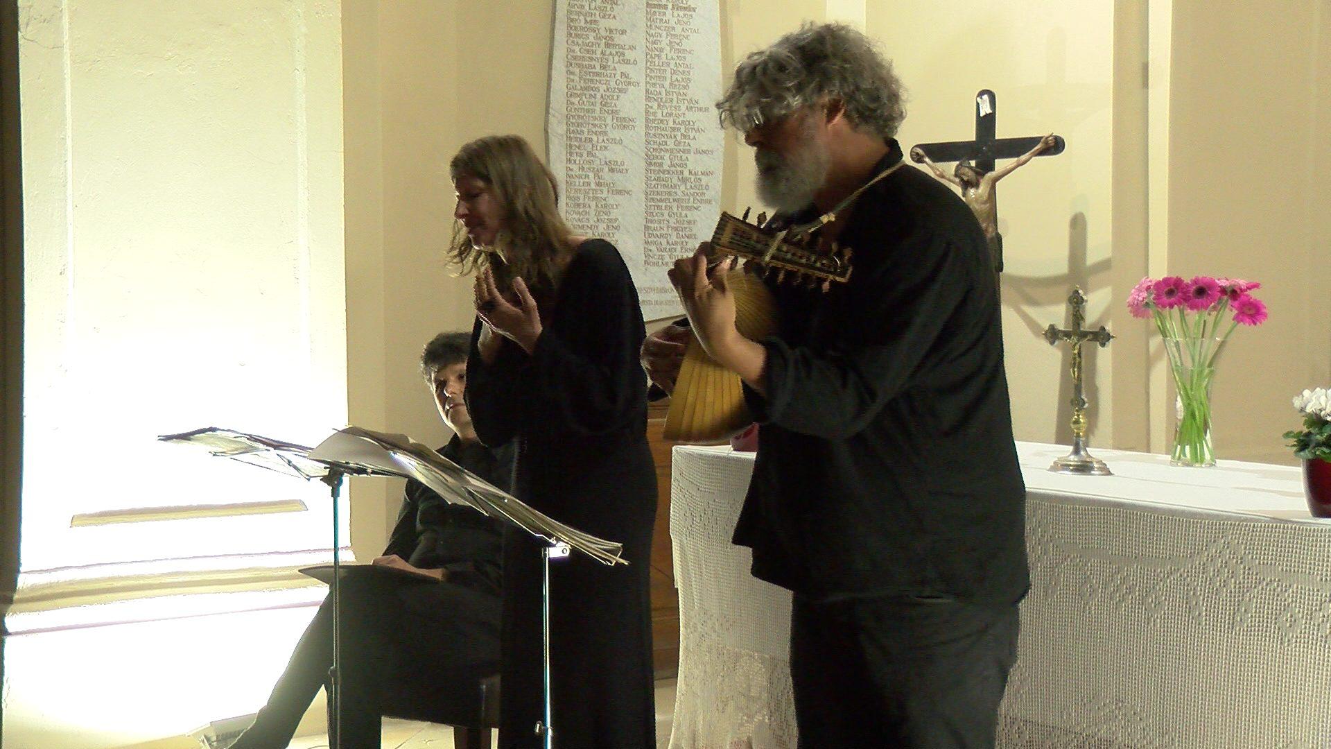 Lantdalok az Ars Sacra Fesztiválon