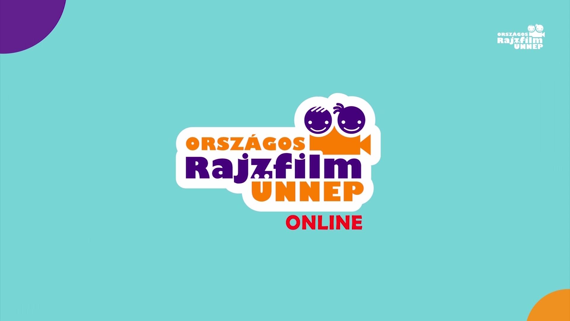 Rajzfilmünnep - online