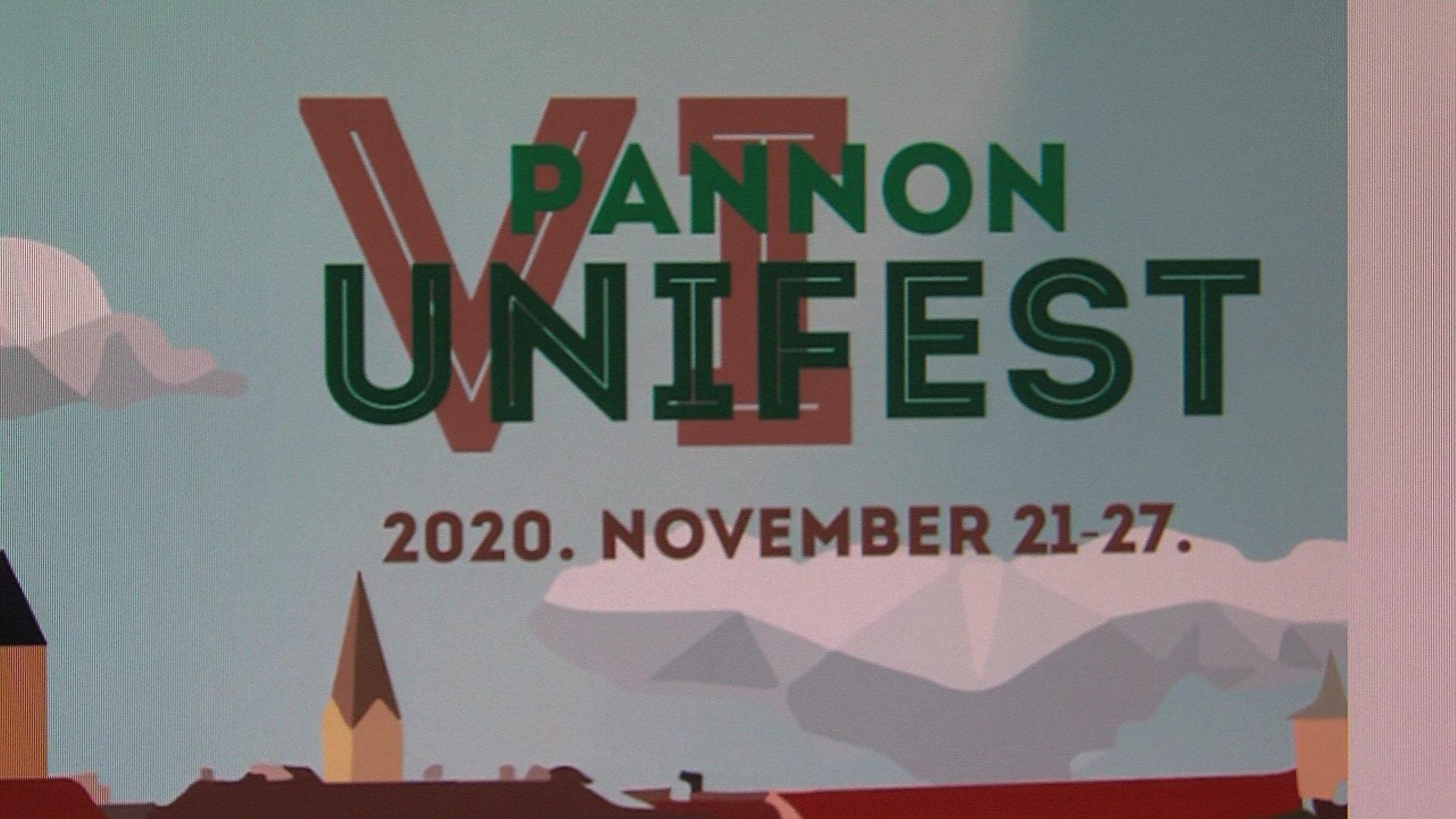 Pannon UniFest – online