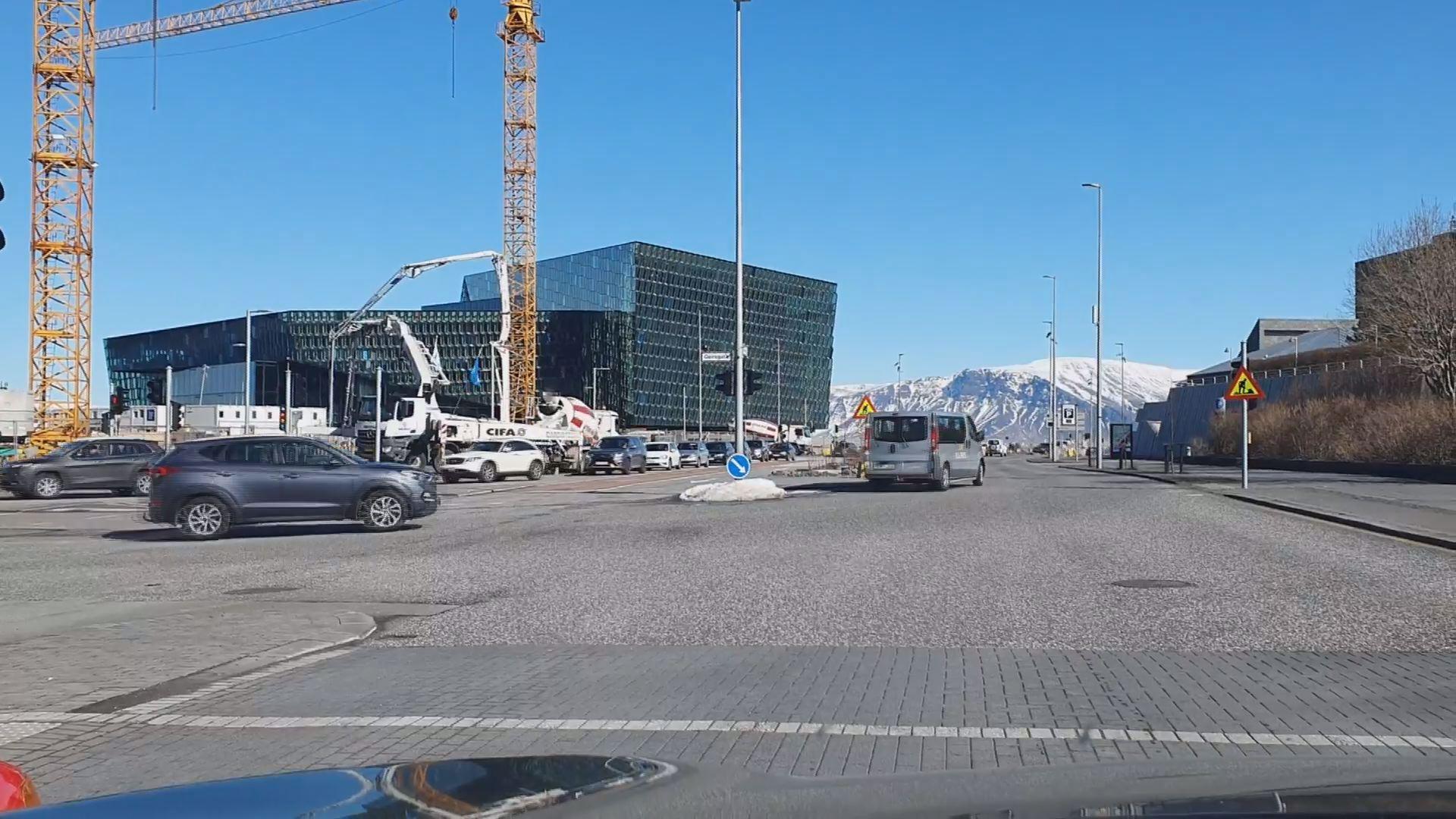 Izlandon már esett a hó