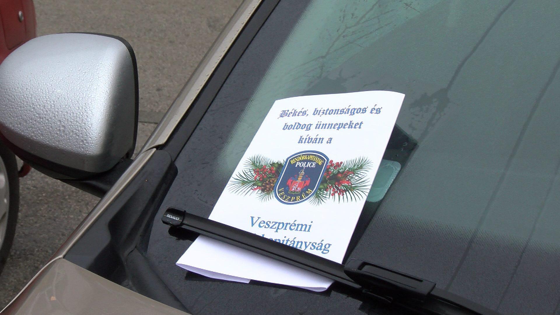 Fokozott rendőri jelenlét