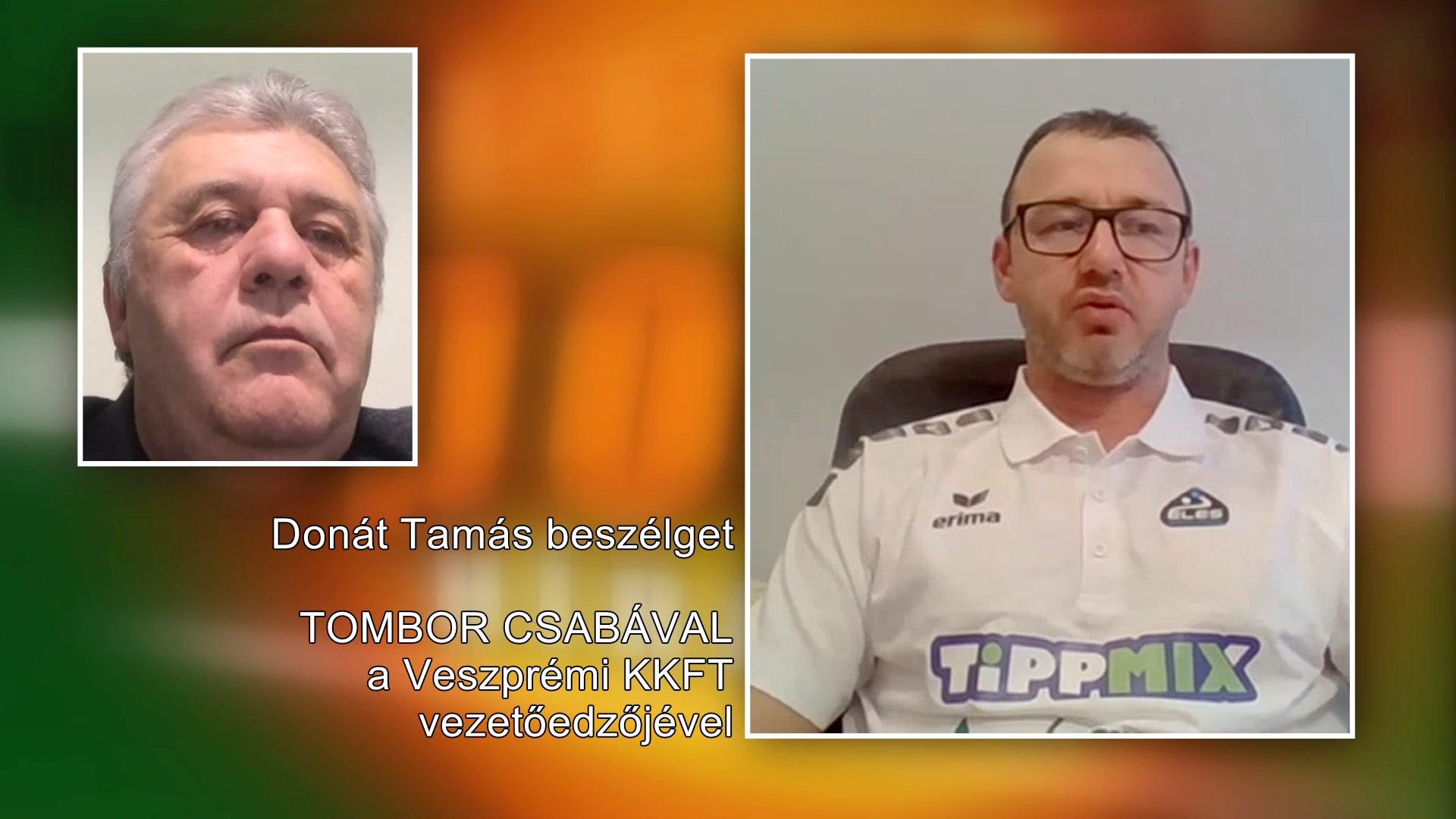 Tombor Csaba értékel