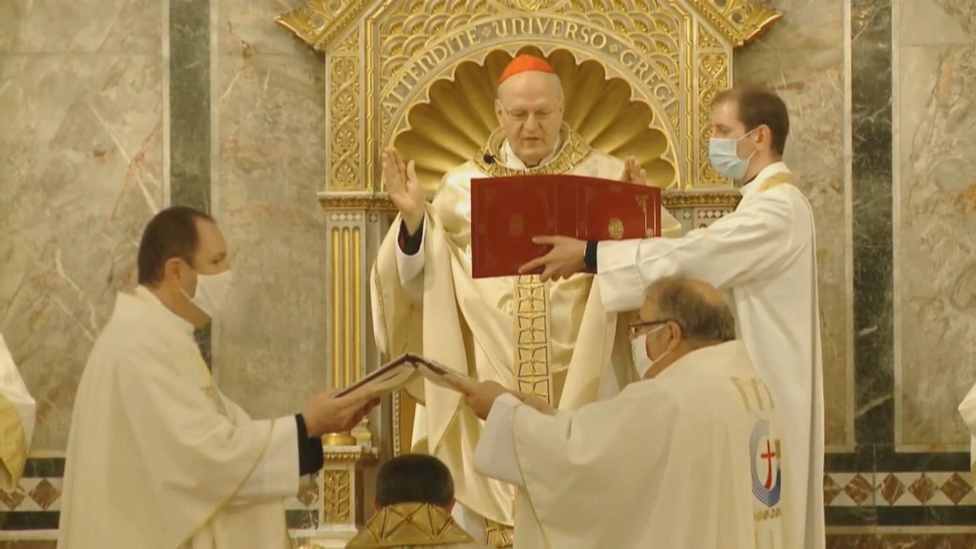 Búcsú a Pécsi Egyházmegyétől
