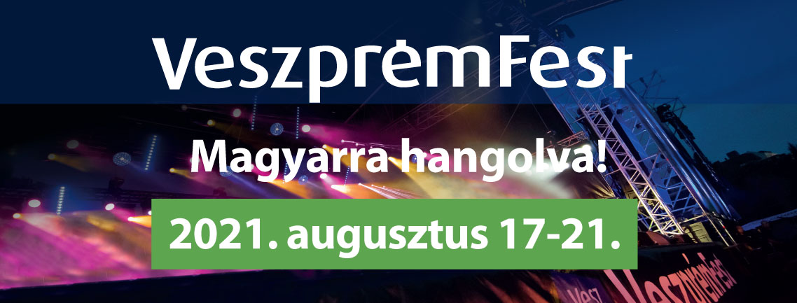Új időpontban a VeszprémFest