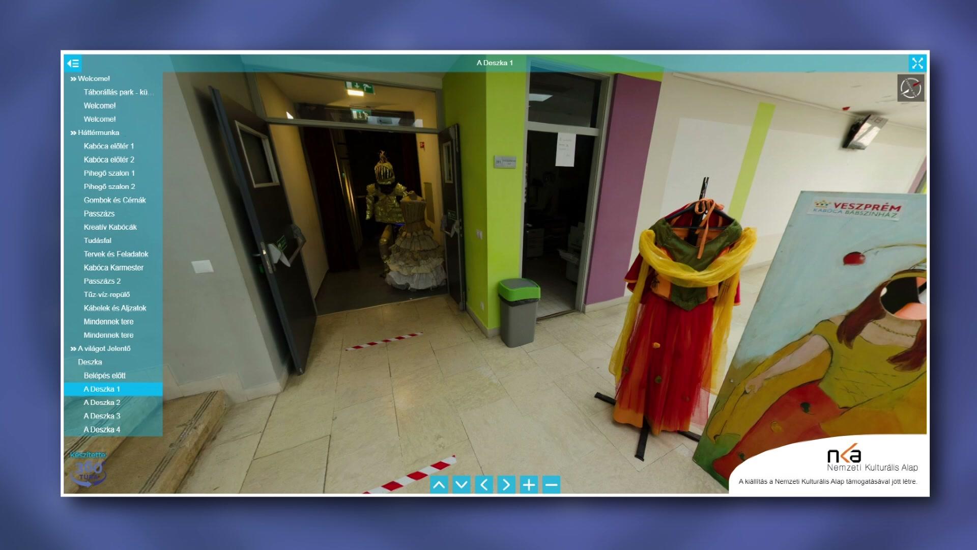 Virtuális kiállítással ünnepel a Kabóca