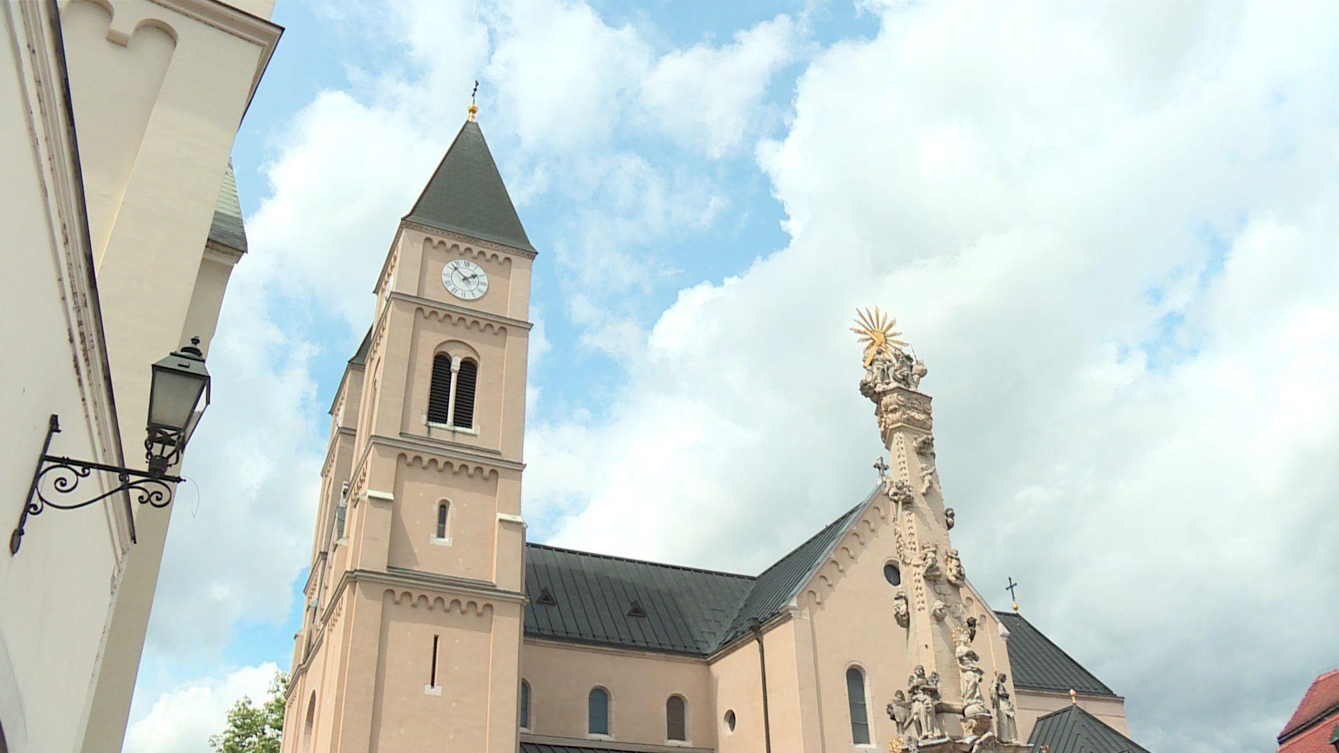 Veszprémi templomok